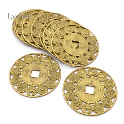 Feng Shui Good Luck Coins