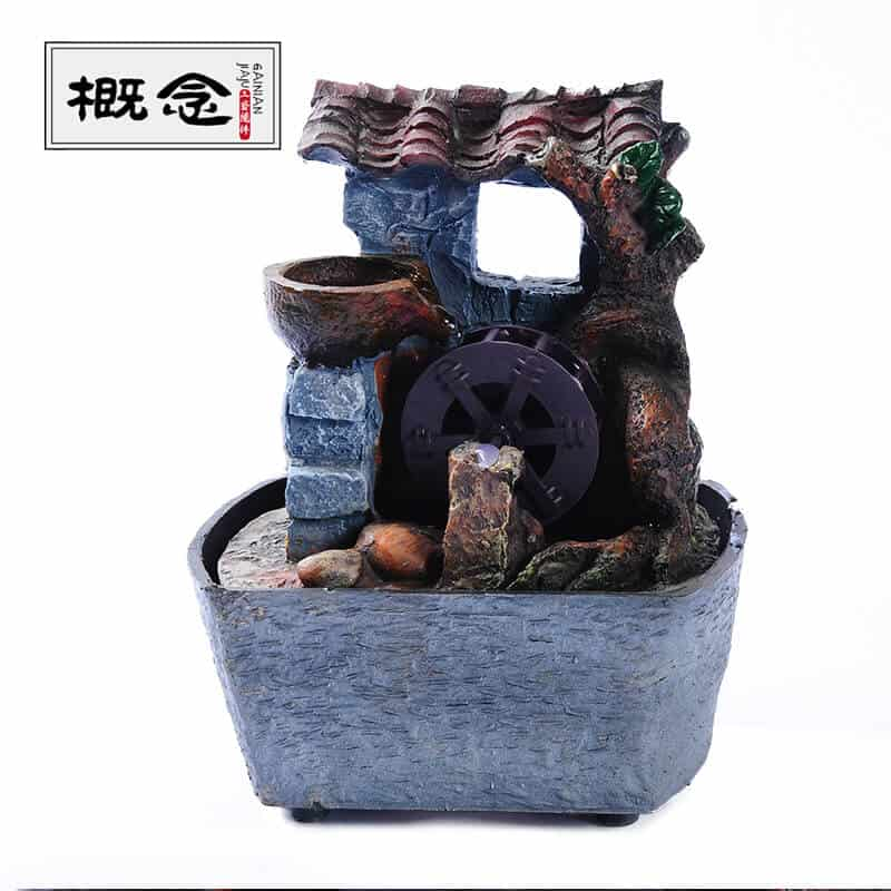 Small Indoor Water Fountain feng shui